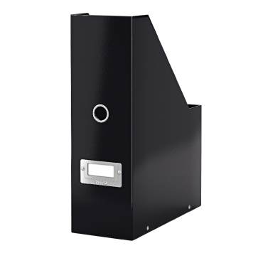 Suport vertical pt. documente, negru, LEITZ Click & Store