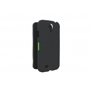 Carcasa, cu stativ, Samsung Galaxy S4, negru, LEITZ Complete