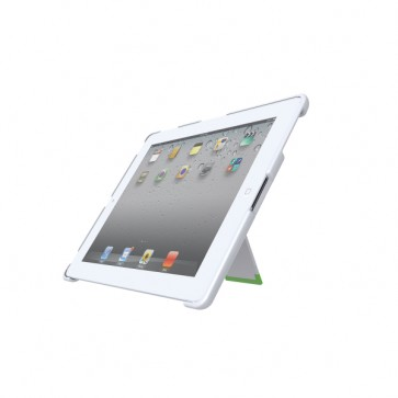 Carcasa, cu stativ, iPad gen. 3/4, iPad 2, alb, LEITZ Complete
