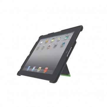 Carcasa, cu stativ, iPad gen. 3/4, iPad 2, negru, LEITZ Complete