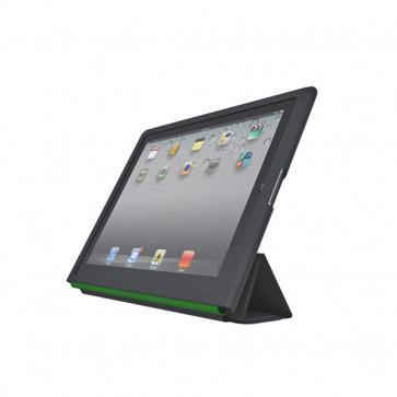 Husa, cu sprijin, iPad gen. 3/4, iPad 2, negru, LEITZ Complete