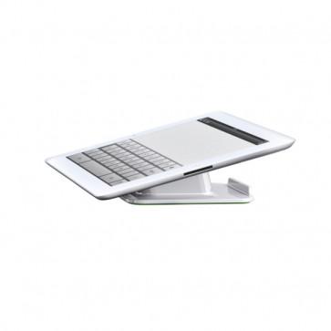 Suport de birou, iPad/tableta PC, iPhone/smartphone, alb, LEITZ Complete