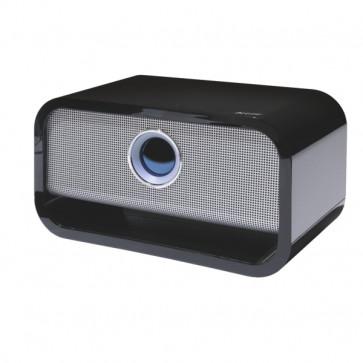 Difuzor stereo, cu bluetooth, negru, LEITZ Complete Professional