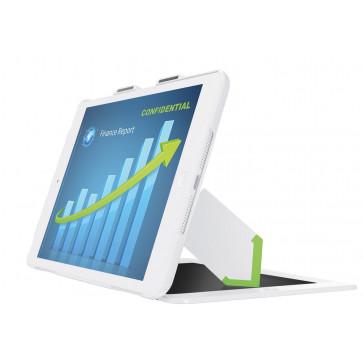 Carcasa, cu filtru de confidentialitate landscape, iPad mini, cu retina display, alb, LEITZ Complete Privacy