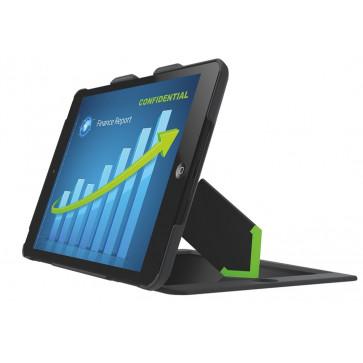 Carcasa, cu filtru de confidentialitate landscape, iPad mini, cu retina display, negru, LEITZ Complete Privacy