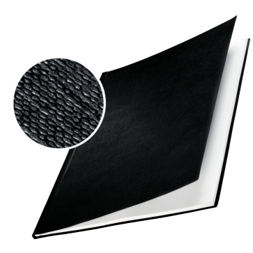 Coperta plastifiata pentru impressBIND, 7 mm, 36-70 coli, 10 buc/set, LEITZ