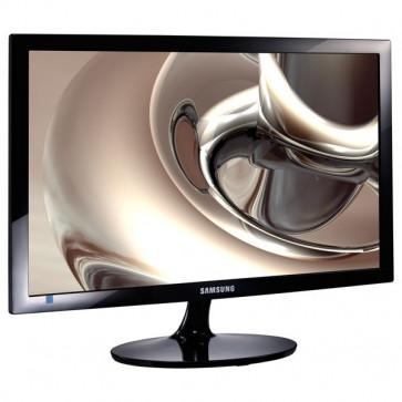 """Monitor LED, 24"""", Full HD, negru, SAMSUNG LS24D300HS"""