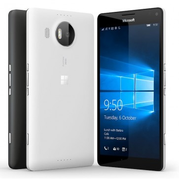 "Smartphone MICROSOFT Lumia 950 XL, 5.7"", 20MP, 3GB RAM, 32GB, Octa-Core, 4G, White"