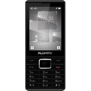Telefon mobil ALLVIEW M9 Luna Dual Sim Black
