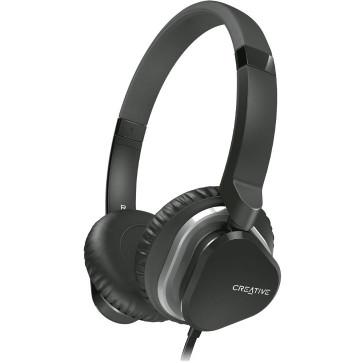 Casti CREATIVE Labs Over-Head Hitz MA2400 black