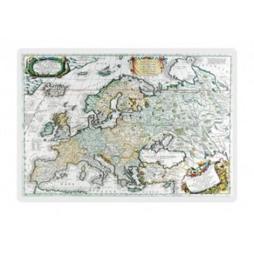 Mapa de birou, 70 x 50cm, harta Europei Antice, STIEFEL