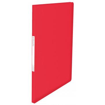 Mape de prezentare, coperta moale, 20 folii, rosu, Esselte VIVIDA