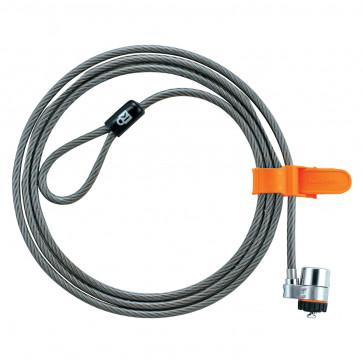 Cablu de securitate cu cheie pentru laptop KENSINGTON MicroSaver