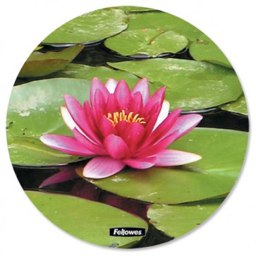 Mouse pad, FELLOWES Waterlilly