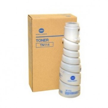 Toner, black, MINOLTA TN114
