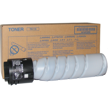 Toner, black, MINOLTA TN-116