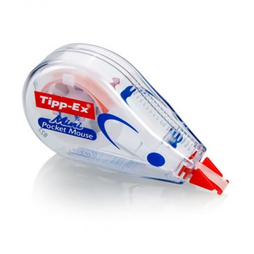 Banda corectoare, 5mm x 5m, TIPP-EX Mini Pocket Mouse