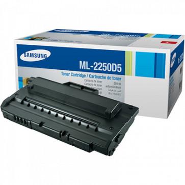 Toner, black, SAMSUNG ML2250D5