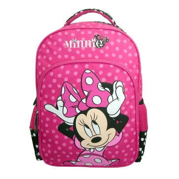 Ghiozdan, clasa 0, roz, PIGNA Minnie Mouse