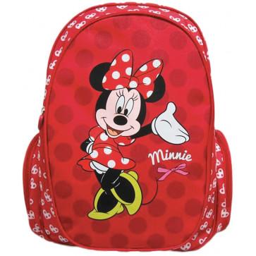 Ghiozdan, gimnaziu, rosu, PIGNA Minnie Mouse