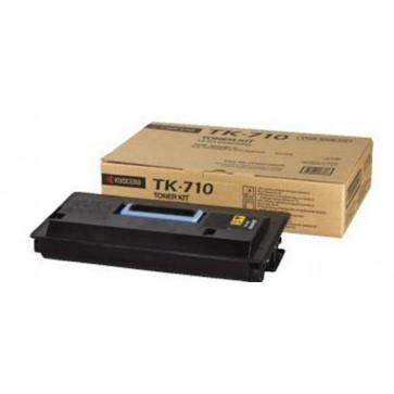 Toner, black, 40.000 pagini, KYOCERA TK-710