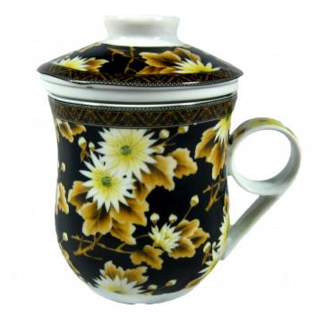 Cana de ceai cu infuzor, BRISTOT
