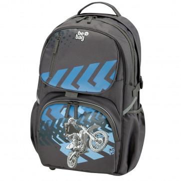 Rucsac ergonomic, HERLITZ Be.Bag Cube Motorracer