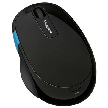 Mouse wireless, MICROSOFT Sculpt Comfort Win 8, Bluetooth, 1000dpi, negru