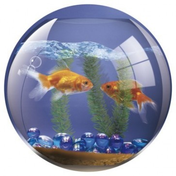 Mouse pad, FELLOWES Goldfish Bowl