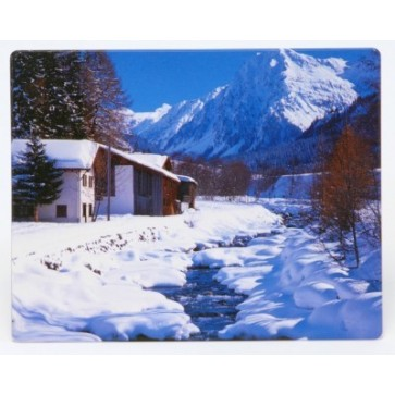 Mouse pad, FELLOWES Winter Scene