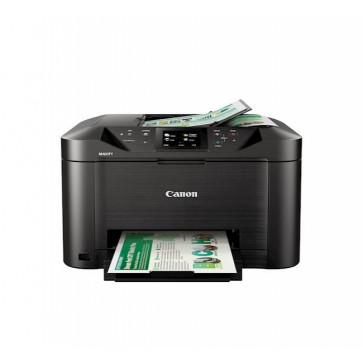 Multifunctional inkjet color Canon Maxify MB5150, A4, ADF, USB, Retea, Wi-Fi