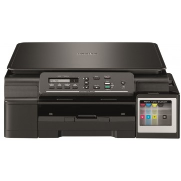 Multifunctional inkjet color BROTHER DCPT500WYJ1 CISS, A4, USB, Wi-Fi