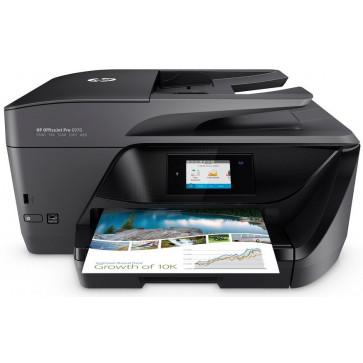 Multifunctional inkjet color HP OfficeJet Pro 6970 All-in-One, A4, USB, Retea, Wi-Fi, Fax