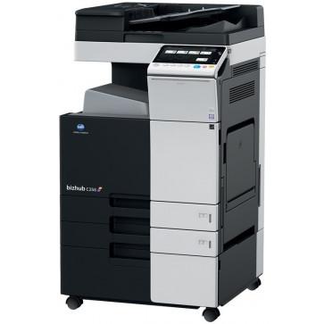 Multifunctional laser color KONICA MINOLTA Bizhub C258, A3 + Feeder (DF-629) + Desk (DK-510) + Tonere (Bk/C/M/Y)