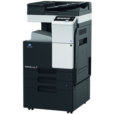 Multifunctional laser color KONICA MINOLTA Bizhub C287, A3 + Feeder (DF-628) + Desk (DK-514) + Tonere (Bk/C/M/Y)