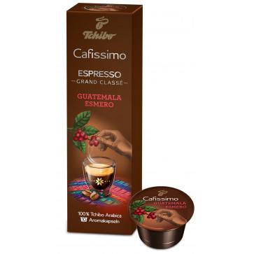 Capsule cafea, 10 capsule/cutie, Espresso, TCHIBO Cafissimo Grand Classe Espresso Guatemala Esmero