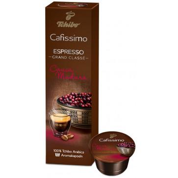 Capsule cafea, 10 capsule/cutie, Espresso, TCHIBO Cafissimo Cauca Madura