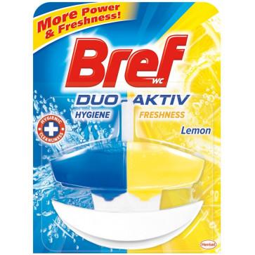 Odorizant WC, 60ml, BREF Duo Aktiv Lemon