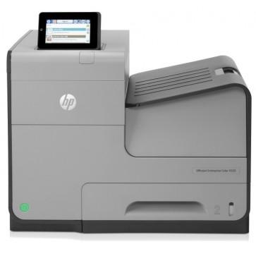 Imprimanta inkjet color HP Officejet Enterprise Color X555dn, A4, retea, duplex
