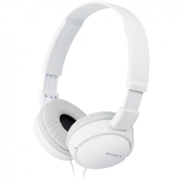 Casti Sony Over-Head MDR-ZX110 white