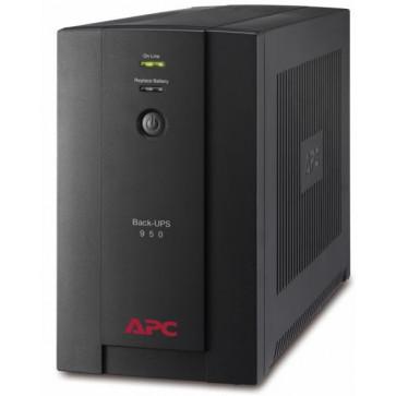 UPS APC Back-UPS 950VA, Schuko Sockets