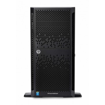 Server HP ProLiant ML350 Gen9 Tower 5U, Procesor Intel® Xeon® E5-2609 v3 1.9GHz Haswell, 8GB RDIMM DDR4, fara HDD, LFF 3.5 inch, B140i