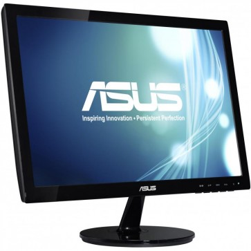 Monitor LED ASUS VS197DE 18.5 inch 5ms black