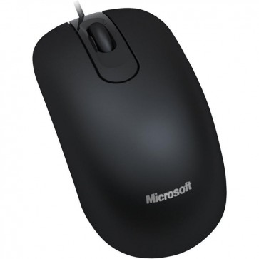 Mouse MICROSOFT 200 for business, negru, 3 butoane