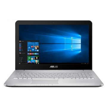 "Laptop ASUS N552VX-FY024D, 15.6"" FHD Procesor Intel® Core™ i7-6700HQ pana la 3.5GHz, 8GB, 1TB, nVidia GeForce GTX 950M 4GB, free Dos"