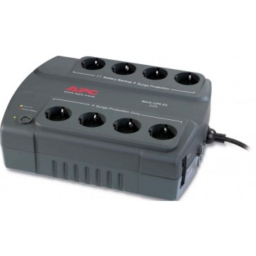 UPS APC ES 8 Outlet 550VA 230V BE550G-GR