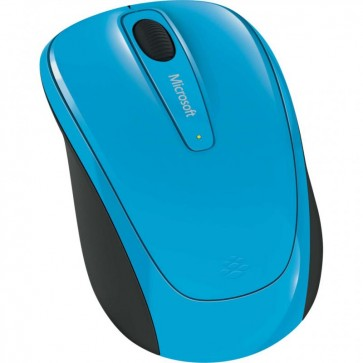 Mouse Wireless MICROSOFT MOBILE 3500 GMF-00196, 1000dpi, albastru