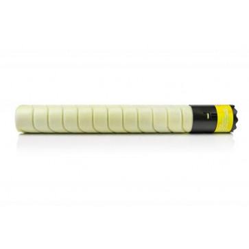 Toner, yellow, MINOLTA TN216Y