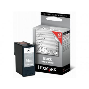 Cartus, black, nr. 36XLA, LEXMARK 18C2190E