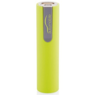 PowerBank XINDAO, verde, 2200mAh